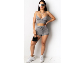 Fashion hot-selling ladies tracksuits