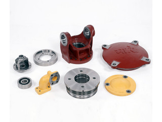 Iron Casting Manufacturers and Suppliers - Bakgiyam Engineering