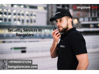Buy Your Leads Online - Security Services in Bangalore