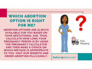 Know About Safe Abortion Process With Safeabortionrx